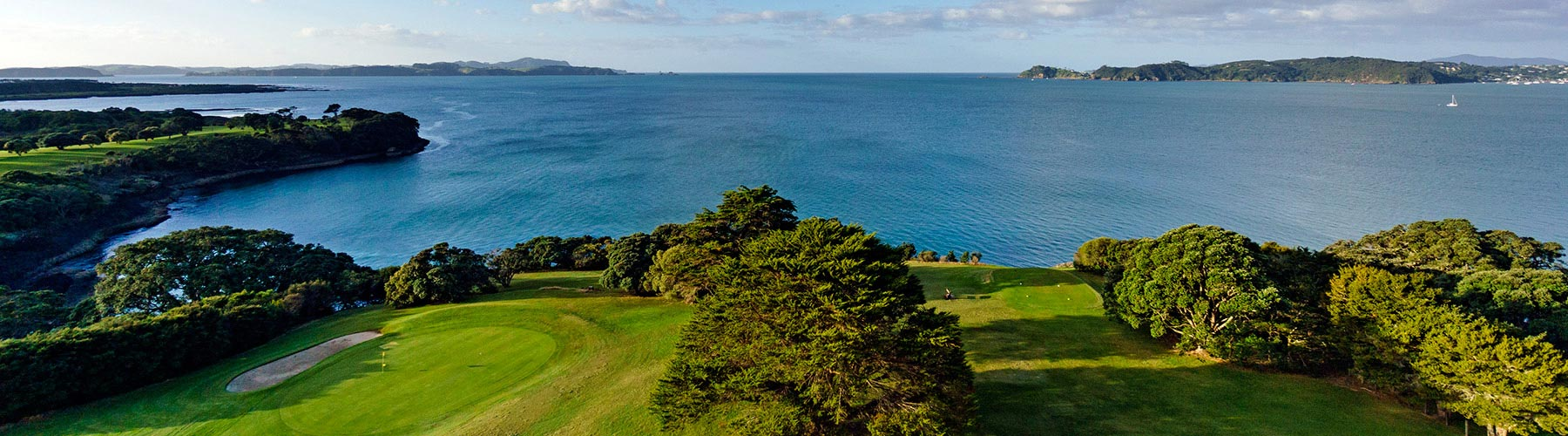 Golf-Courses Bay of Islands