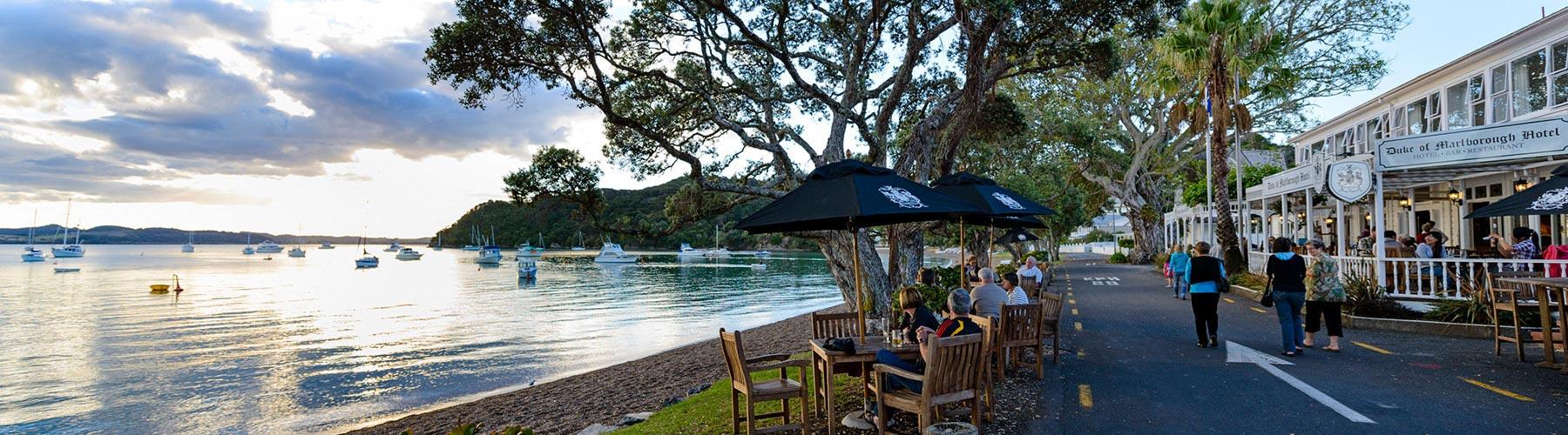 Restaurants Bay of Islands