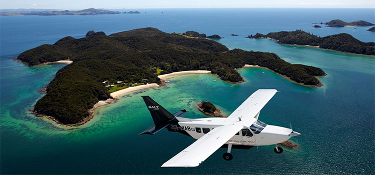 Scenic Flights - Bay of Islands Air Activities