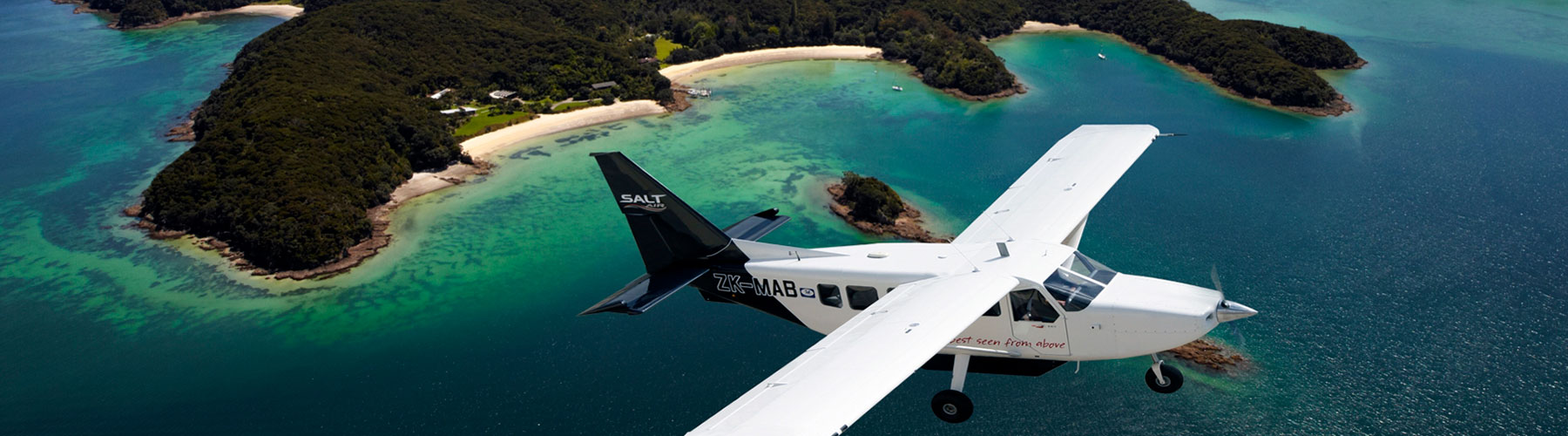 Scenic-Flights Bay of Islands