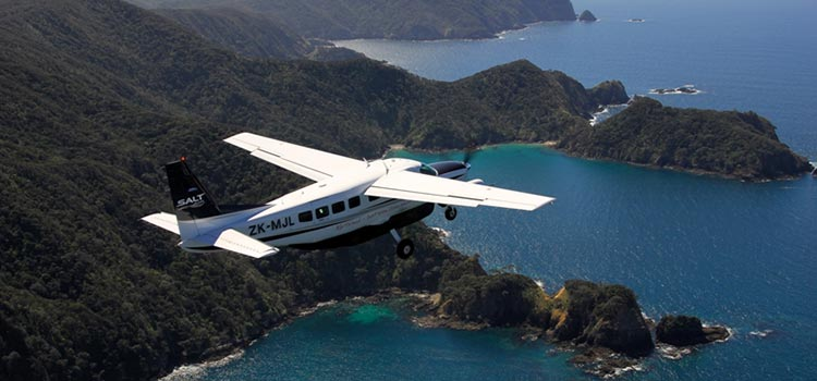Scenic-Flights Bay of Islands