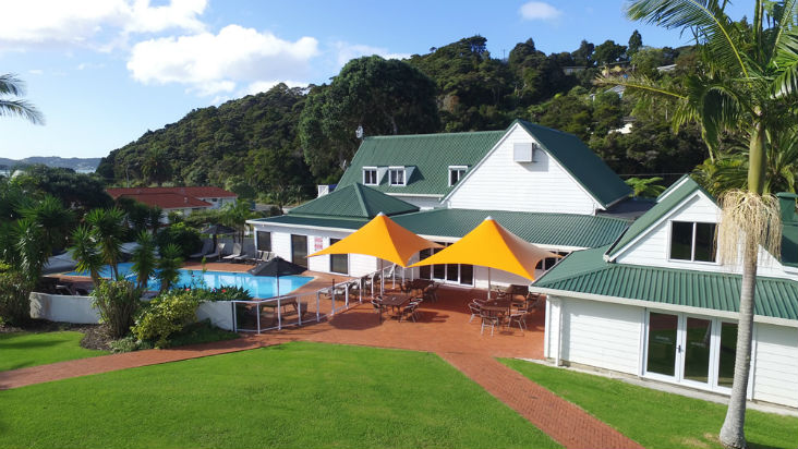 Scenic Hotel, Bay of Islands
