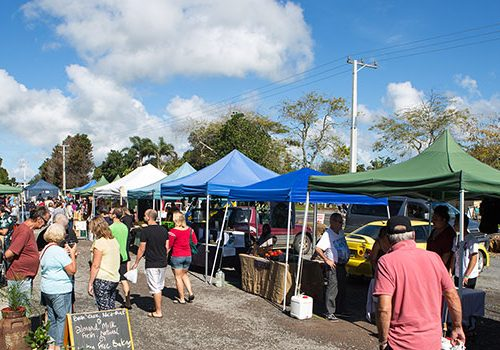 markets Bay of Islands