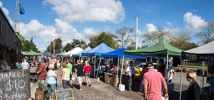 Markets - Land Activities Bay of Islands