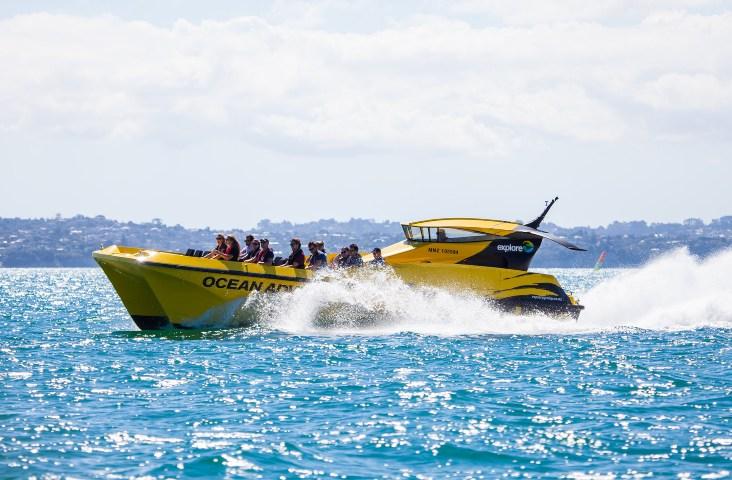 Jet Boat - Ocean Adventure Tour - Image 1