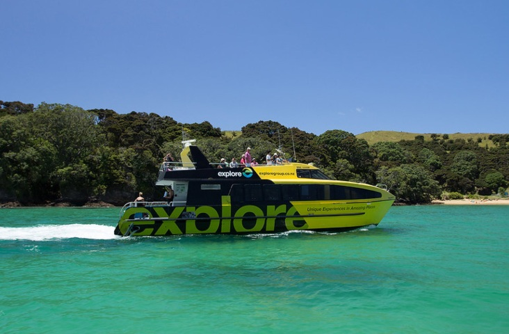Jet Boat Ride - Discover The Bay Cruise - Image 4