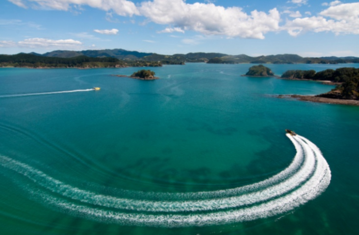 Jet Boat Ride Sky View - Ocean Adventure Tour - Image 7