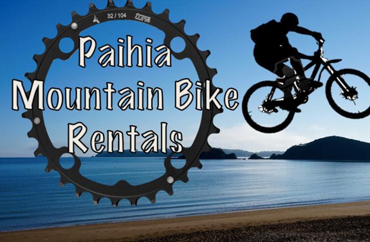 mountain bike rentals, paihia