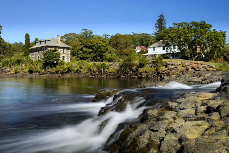 Stone Store and Kemp House, Kerikeri