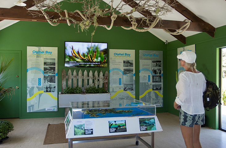 conservation centre, discover the bay, bay of islands