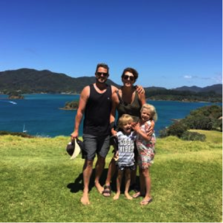 The Morris Mob at the Bay of Islands