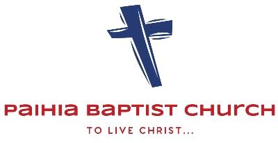 Paihia church logo