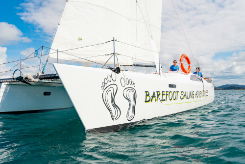 Barefoot Sailing, Bay of Islands