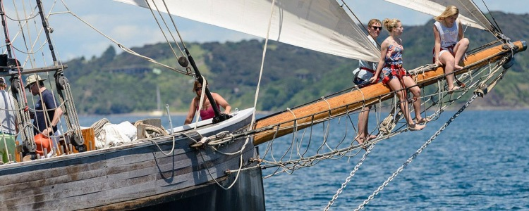 Sailing Charter, Bay of Islands