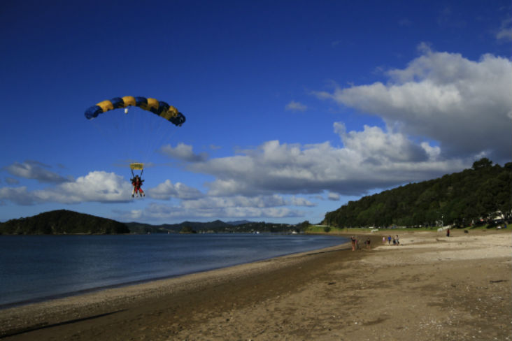 Skydive Bay of Islands