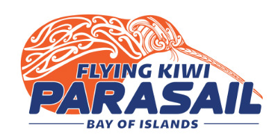 Flying Kiwi Parasail new logo