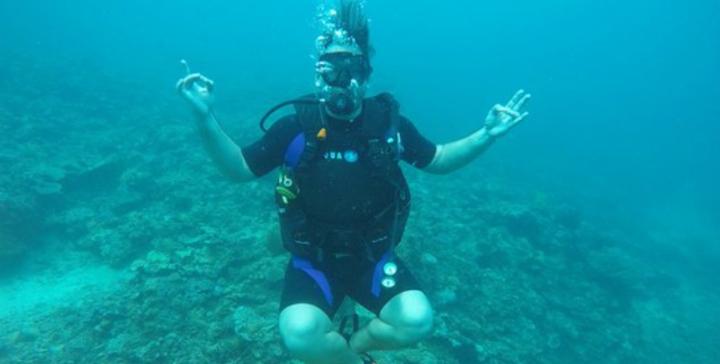 Nomads diving