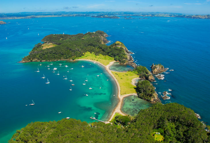 Roberton Island, Bay-of-Islands