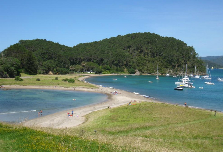 Tapeka Beach, Russell, Bay of Islands