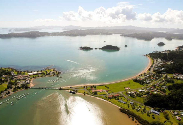 Te Tii Bay- Paihia, Bay of Islands