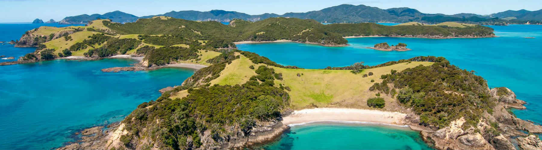 Best Beaches in the Bay of Islands