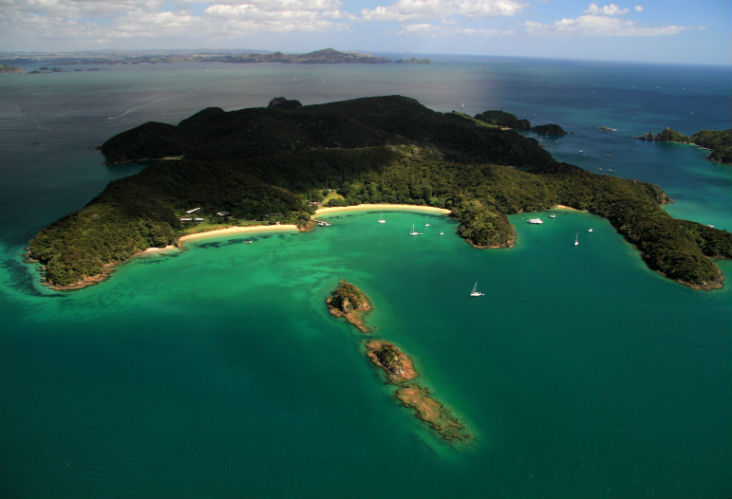 Moturua Island, Bay of Islands