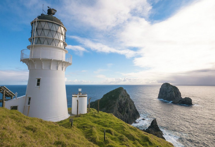 Cape Brett Lighthouse (Photo: Out there kiwi)
