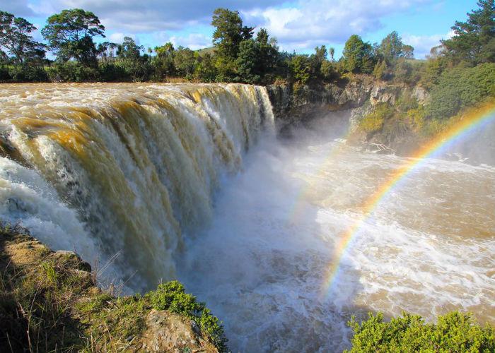 Wairua Falls, Northland