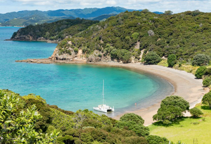 Army Bay, Bay of Islands