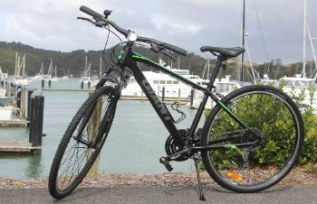 Bay of Islands Scooters e Bikes feature
