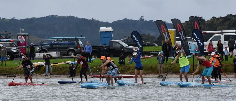 Paihia Power Paddle 2018