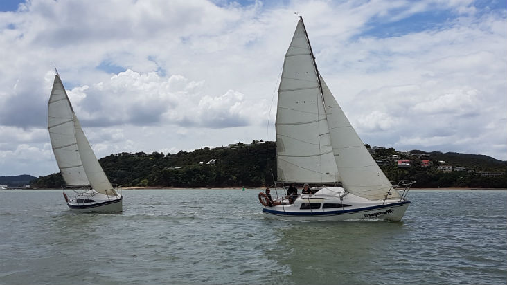 Great Escape - Sail Yourself - Bay of Islands