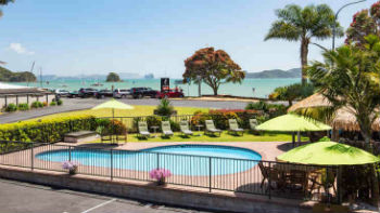 Anchorage Motel Paihia Bay of Islands Feature