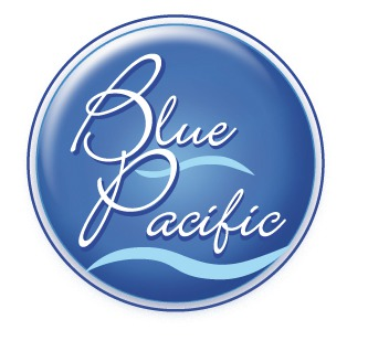Blue Pacific Apartments Paihia Logo