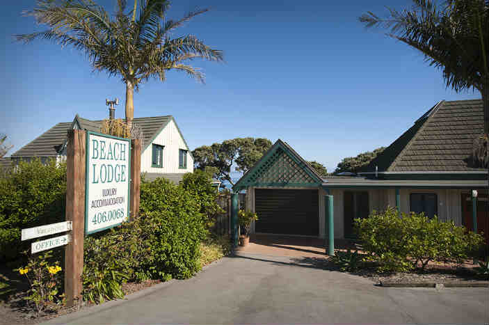 Beach Lodge Cape Reinga