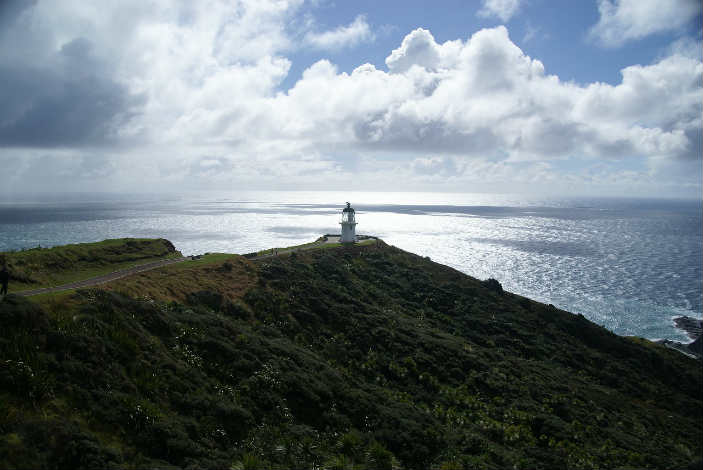 Cape Reinga Lighthouse in August