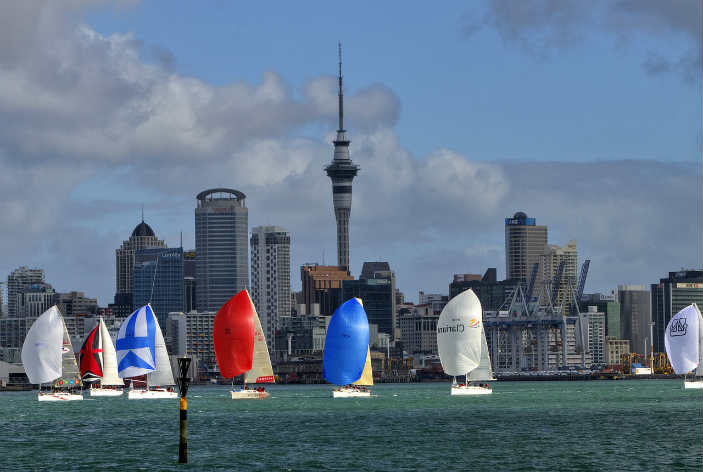 Sailing boats Auckland New Zealand