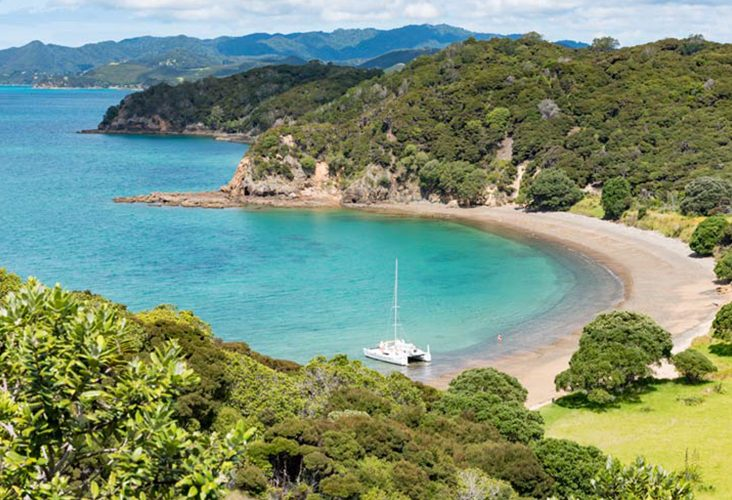 bay of Islands beaches New Zealand