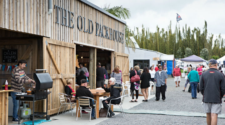 Packhouse Market, Kerikeri, Bay of Islands