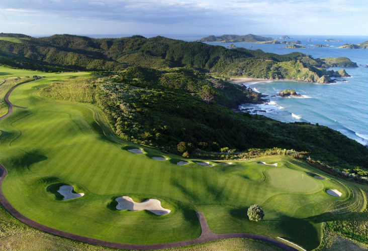 Kauri Cliffs Course, Northland