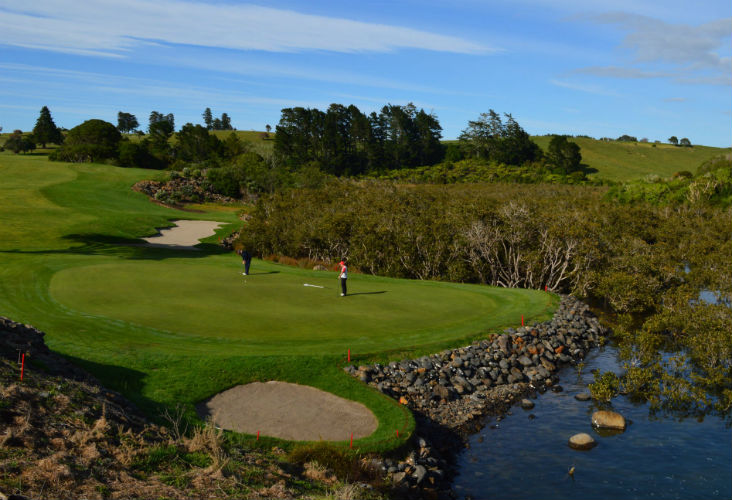 Waitangi Golf Course, Bay of Islands