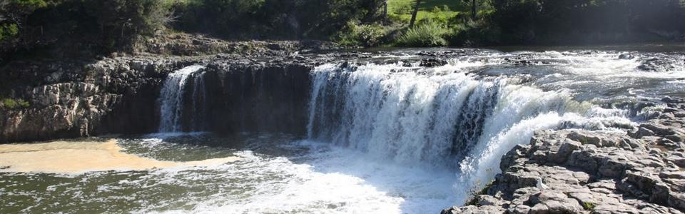 Haruru Falls, Paihia Bay of Islands