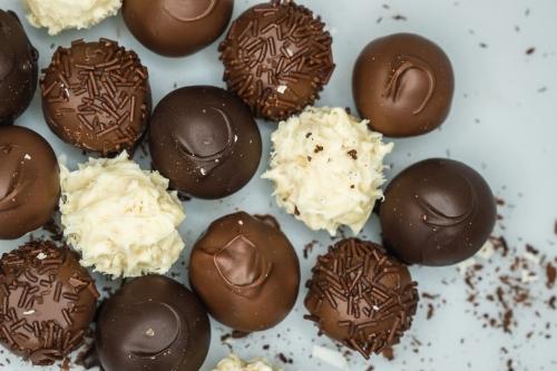 Chocolates from Matakana confections