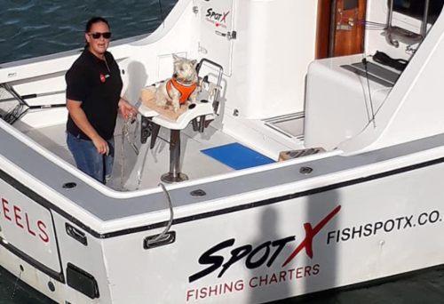SpotX Fishing Charter