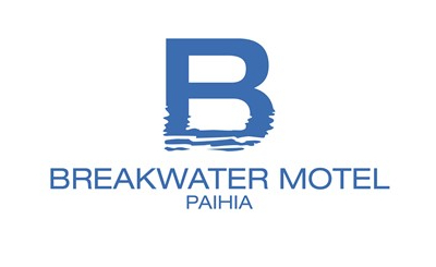 Break Water Motel Paihia – logo