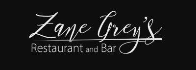 Zane greys resturant and bar logo