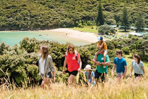 Bay of Islands Family Package