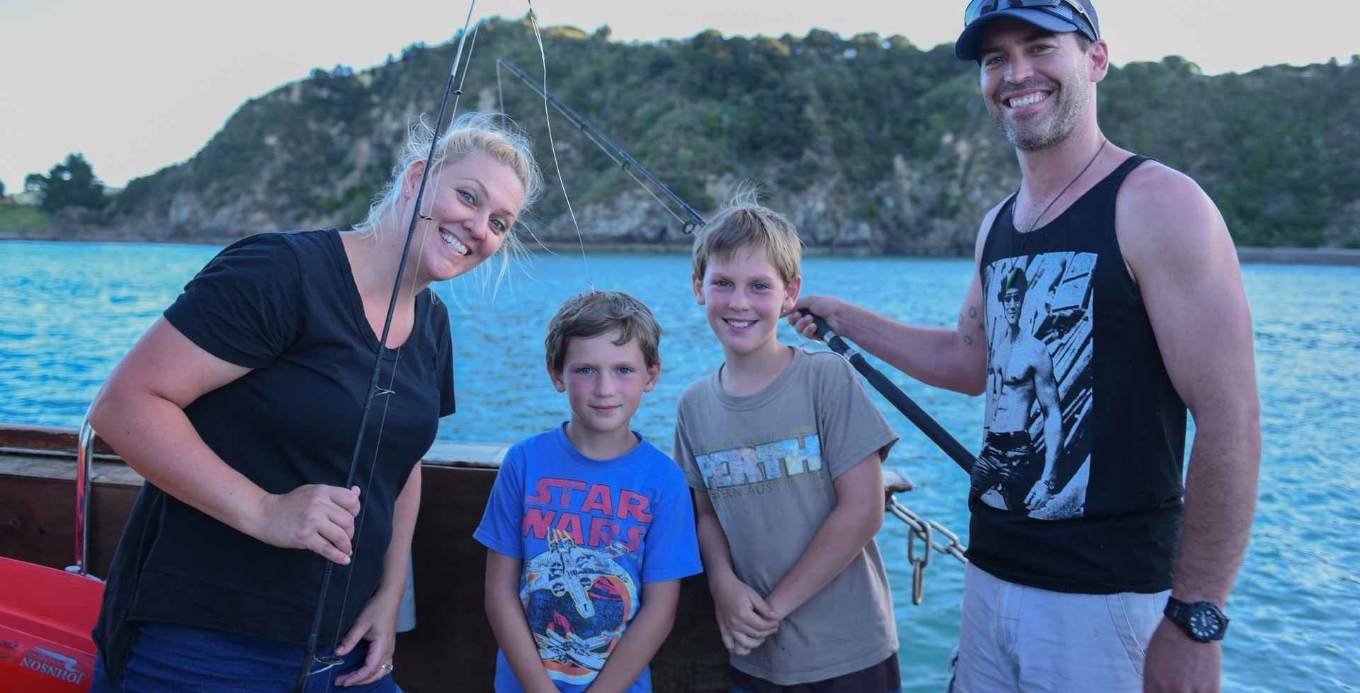 Family package Bay of Islands