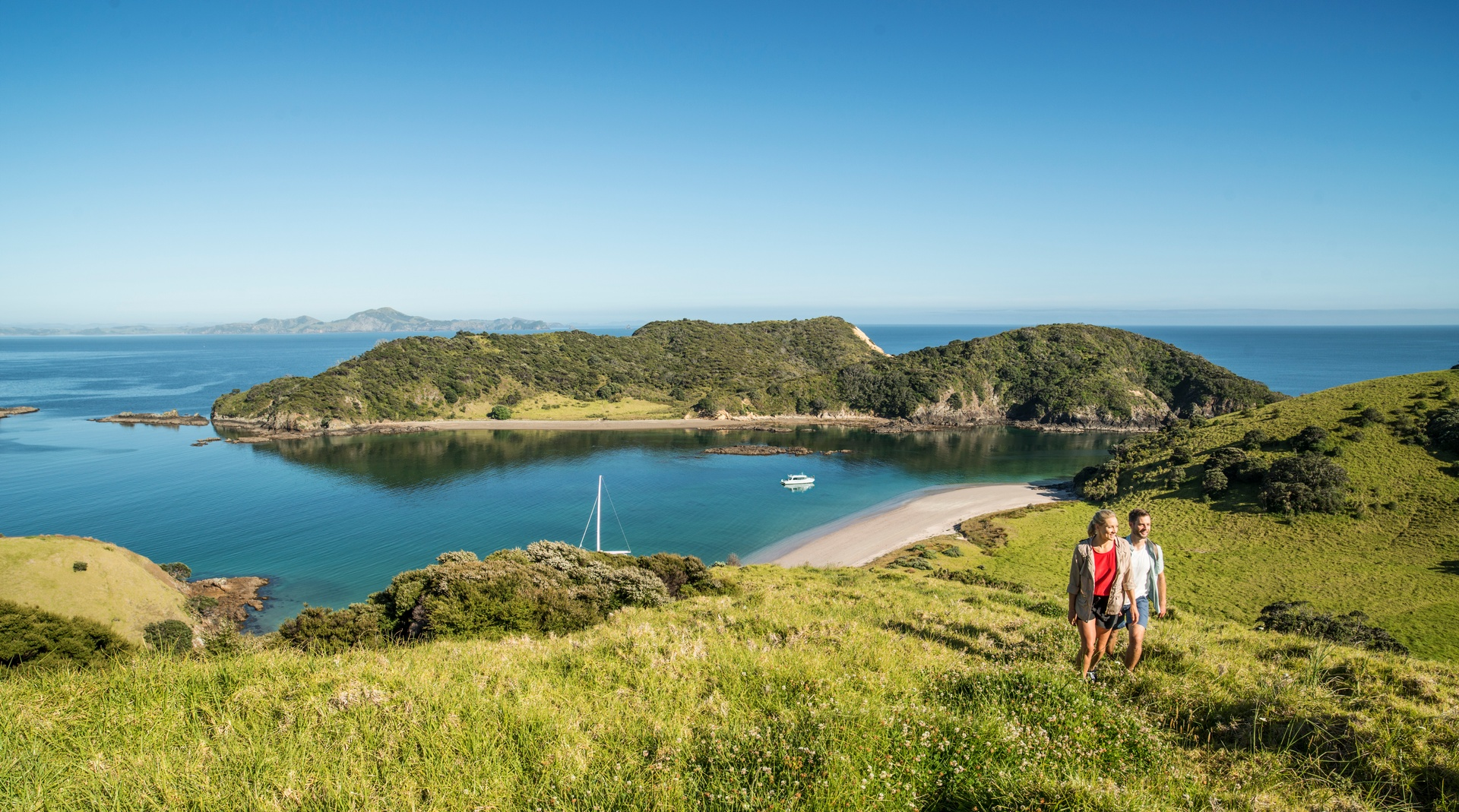 Bay of Islands - Island
