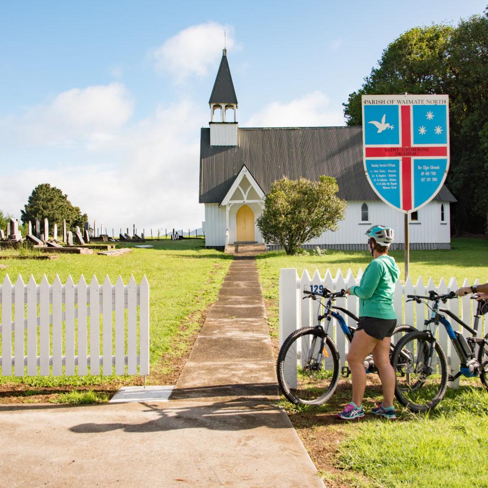 Top Trail Kaikohe Cycle tour